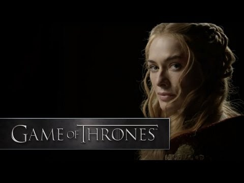 Game of Thrones: Season 3 - Chaos Preview (HBO)