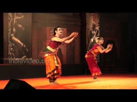 Vineeth & Lakshmi Gopalaswamy, Bharatanatyam, Nishagandhi Festival 2012