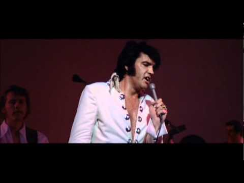 Elvis Presley -  Patch It Up Baby  - The king dancing Live on stage