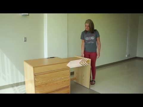 UC Dresser-desk Innovation