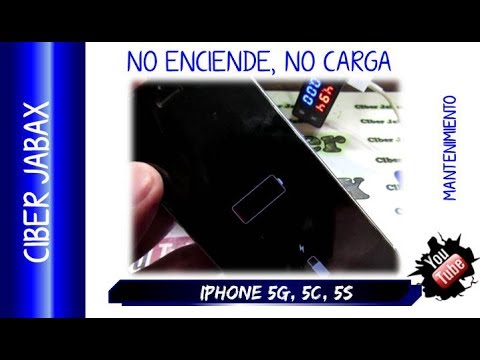 recuperar videos iphone que no se enciende
