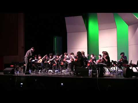"""""""Rondeau"""" From Suite Abdelazer By Henry Purcell."""