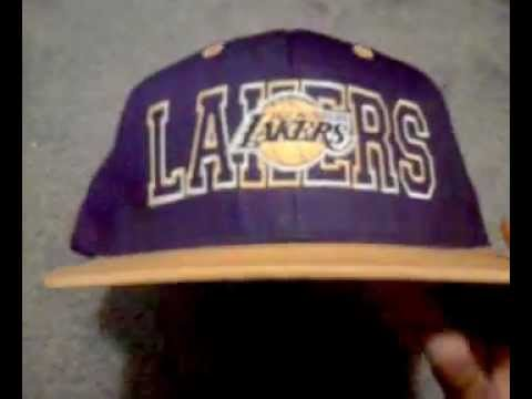 Lakers tisa snapback for sale - YouTube a2582b3eb7ab