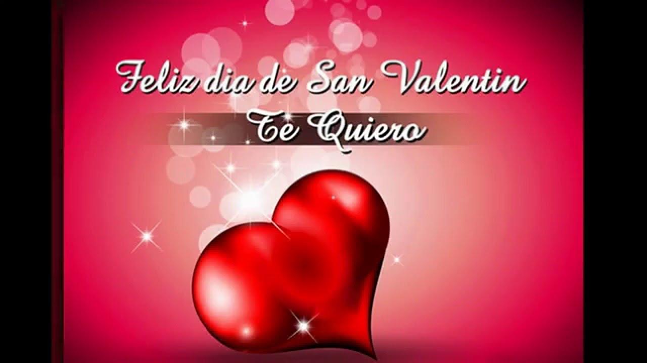 Feliz Dia De San Valentin 2016 Imagenes Frases