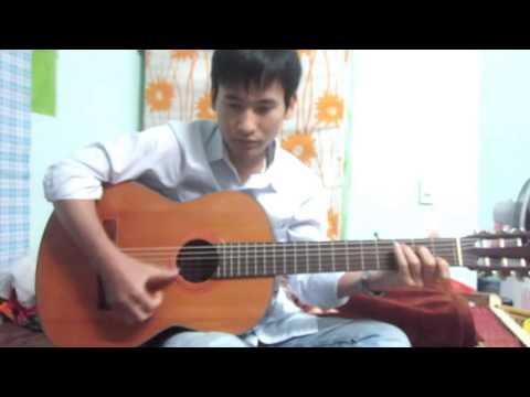 Hướng dẫn guitar: Tuổi hồng thơ ngây - điệu slow rock