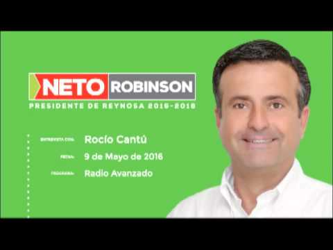 Radio Avanzado - Entrevista Rocío Cantú a Ernesto Robinson Terán