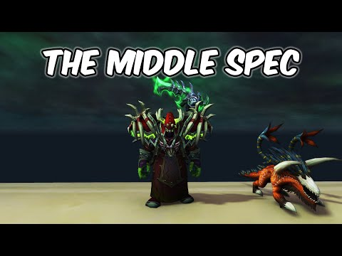 The Middle Spec - Affliction Warlock PvP - WoW BFA 8.1.5