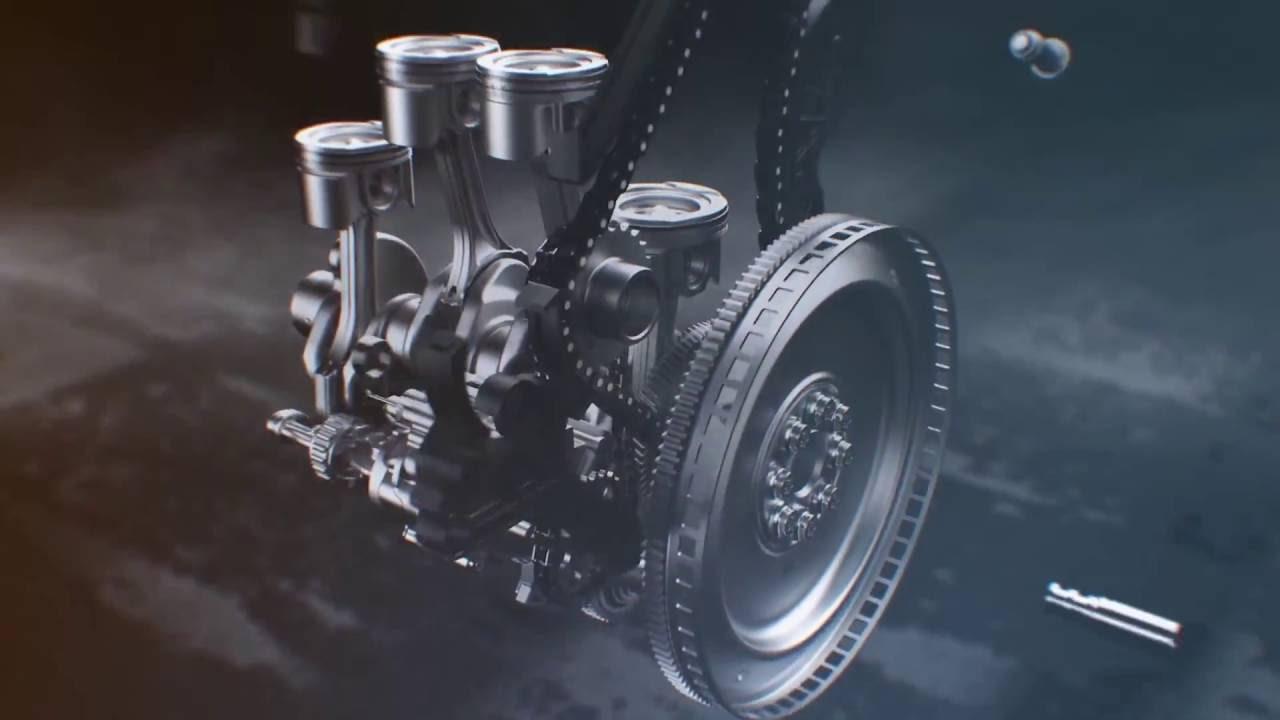 Mercedes-Benz OM654 diesel engine