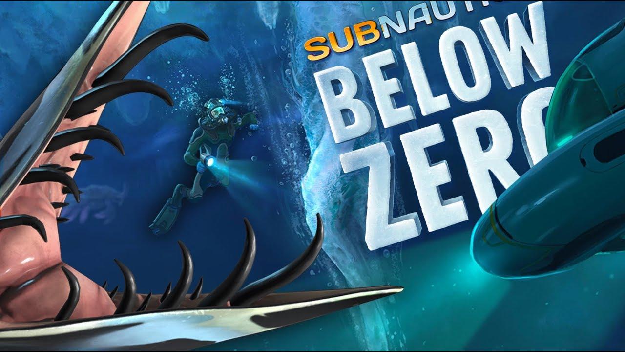 Subnautica Below Zero New Creatures New Story Subnautica