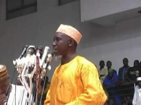 Mallam Bashiru Yando. Tafseer in Niger Pt 2.