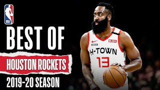 Ahead of nba restart on july 30th, recap the houston rockets 2019-20 regular season so far! #wholenewgamesubscribe to nba: https://on.nba.com/2jx5gsn ful...