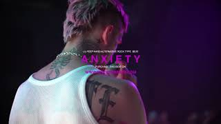 "[FREE] LiL Peep Hard Alternative Rock Type Beat ""anxiety"" (prod. by discent)"