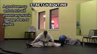 Black Belt Workout #3: Kick Drills for Flexibility, Accuracy, & Balance