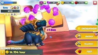 Upgrade Level 55 -56 Hypnos Dragon - Gameplay - Dragon Mania Legends - part 793 HD