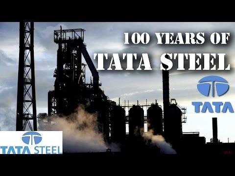 100 Years of TATA STEEL | Spirit of Steel | Tata Steel Jamshedpur