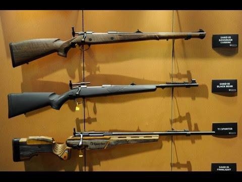 sako 85 black bear hunting rifle youtube