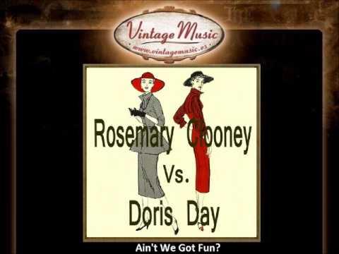 Doris Day -- Ain't We Got Fun