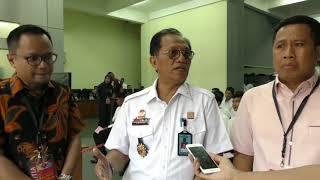 Wawancara Kepala Biro Kepegawaian pada TKD CATAR POLTEKIP/POLTEKIM  2019