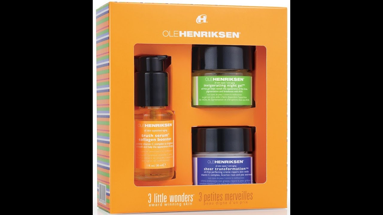 ole henriksen truth serum collagen booster potent vitamin c complex