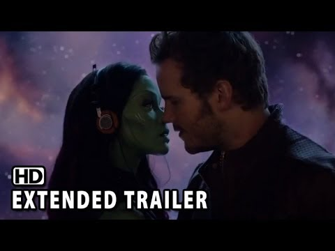 Download Guardians of the Galaxy Official Extended Trailer (2014) HD