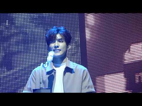 20180818 '좋은걸 뭐 어떡해' DAY6 (데이식스)1ST WORLD TOUR 'Youth' Ι BUSAN(부산) 원필