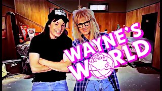 10 Things You Didn't Know About WaynesWorld