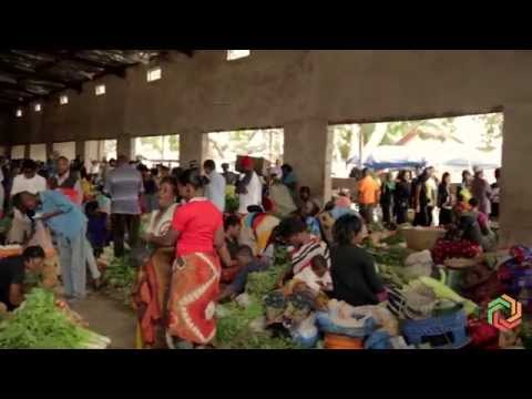Lusaka Markets - The Best of Zambia