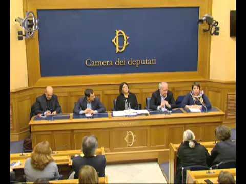 Roma - La situazione del giornale L'Unità - Conferenza stampa di Paolo Fontanelli (01.02.16)