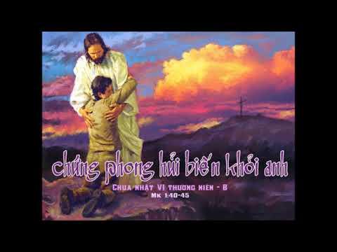 Bài giảng Chúa nhật VI TN năm B  Lm Giuse Nguyễn Văn Nhạn