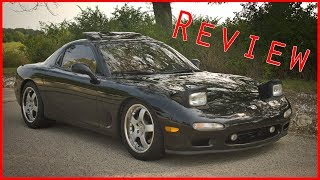 1993 Automatic Mazda Rx7 Review