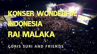Festival Wonderful Indonesia -  Rai Malaka - Goris Suri and Friends - November Bersemi & Doben