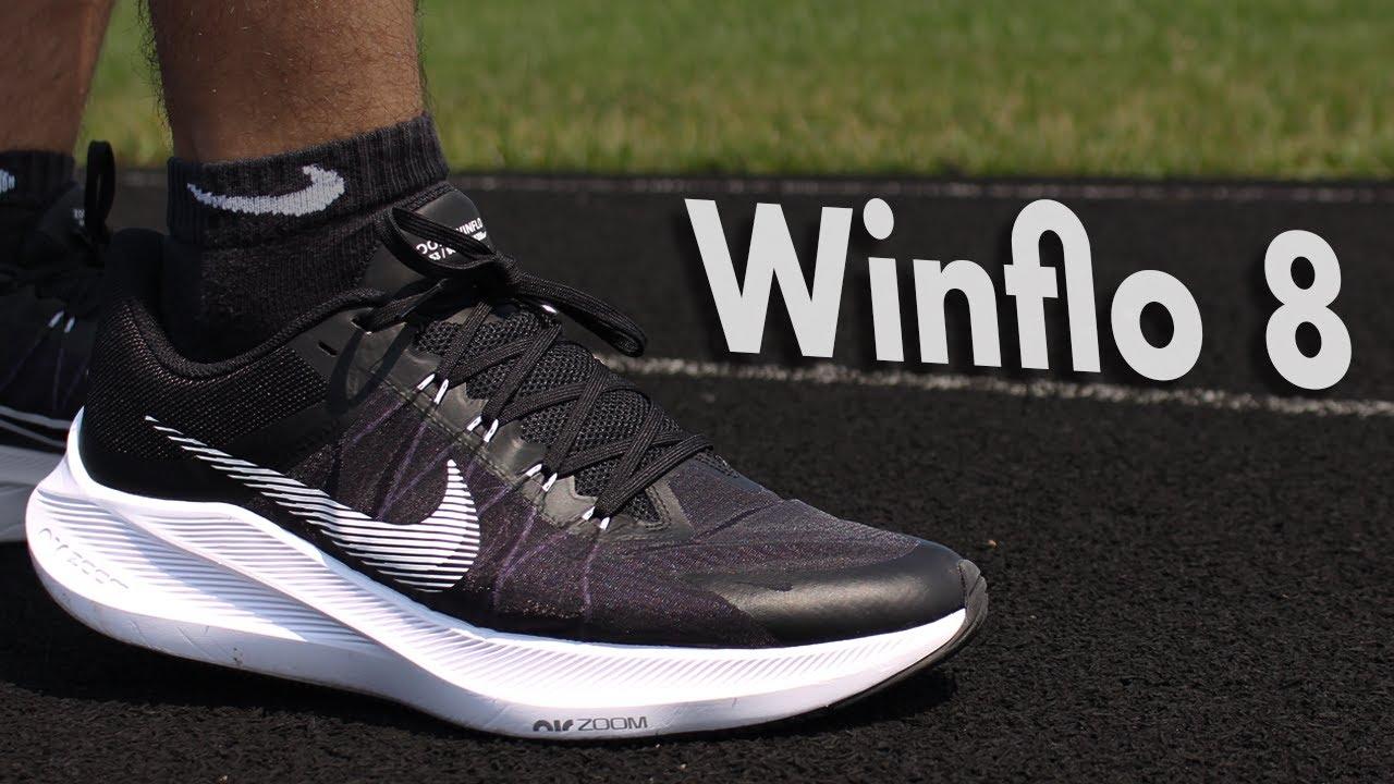 Nike Zoom Winflo 8: Few Adjustments (Unboxing & Impressions)