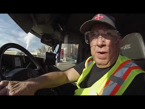 Weekly Trucking Vlog #99-Crazy