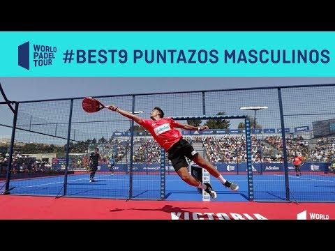 #Best9 Puntazos Masculinos World Padel Tour 2019