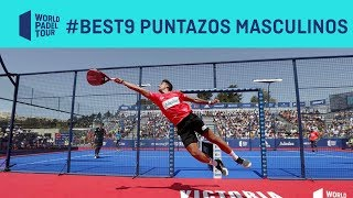 #Best9 Puntazos Masculinos World Padel Tour 2019