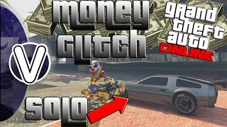 GTA 5 Online | *NO CUSTOM PLATE* SOLO MONEY GLITCH 1.43 *NO BMX NEEDED* (GTA 5 Online Glitches)