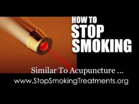 Laser to Stop Smoking - Does It Work?