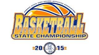 Kansas Class 1A DII State Basketball - Day 4
