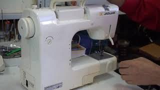 Super JAGUAR 415 - обзор швейной машины