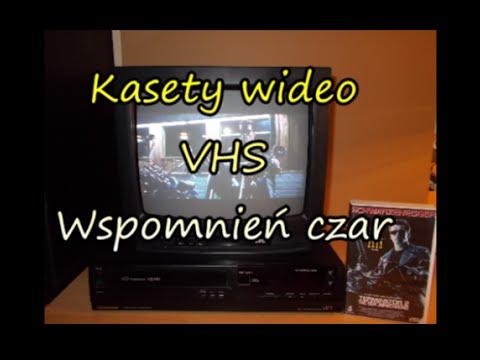 VLOG - Magia lat 80/90tych - Kasety VHS - Wspomnień czar...