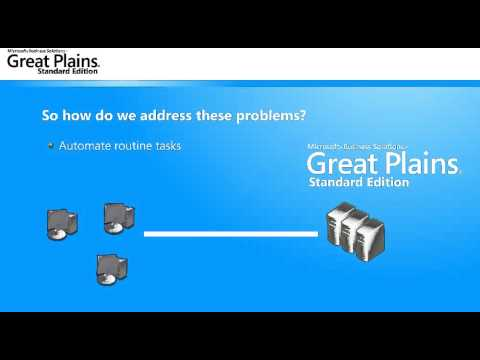 Microsoft Great Plains