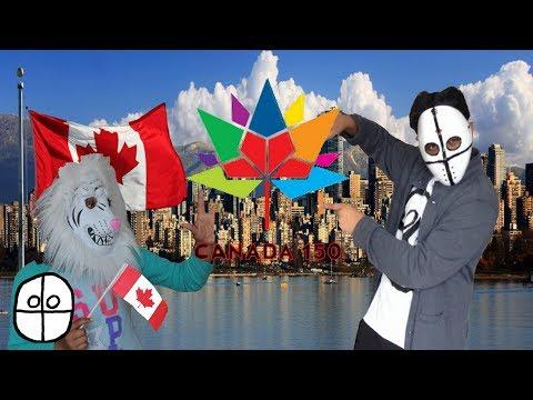 Nervith & Airria - Canada 150 Rap!!