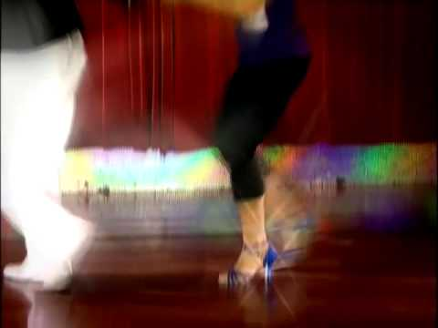 Latino Dance Part 1 Merengue ( The singing dance)
