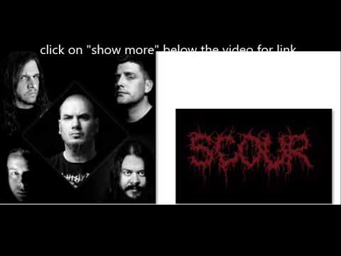"Scour feat. Phil Anselmo + Cattle Decap, Pig Destroyer members new EP titled ""Red"" + tease"