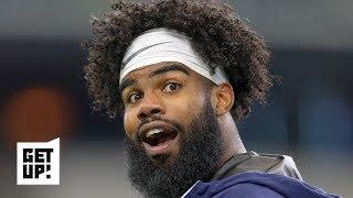 Ezekiel Elliott is 'damn near' a Hall of Famer, the Cowboys should pay him - Marcus Spears   Get Up!