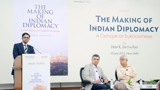THE MAKING OF INDIAN DIPLOMACY