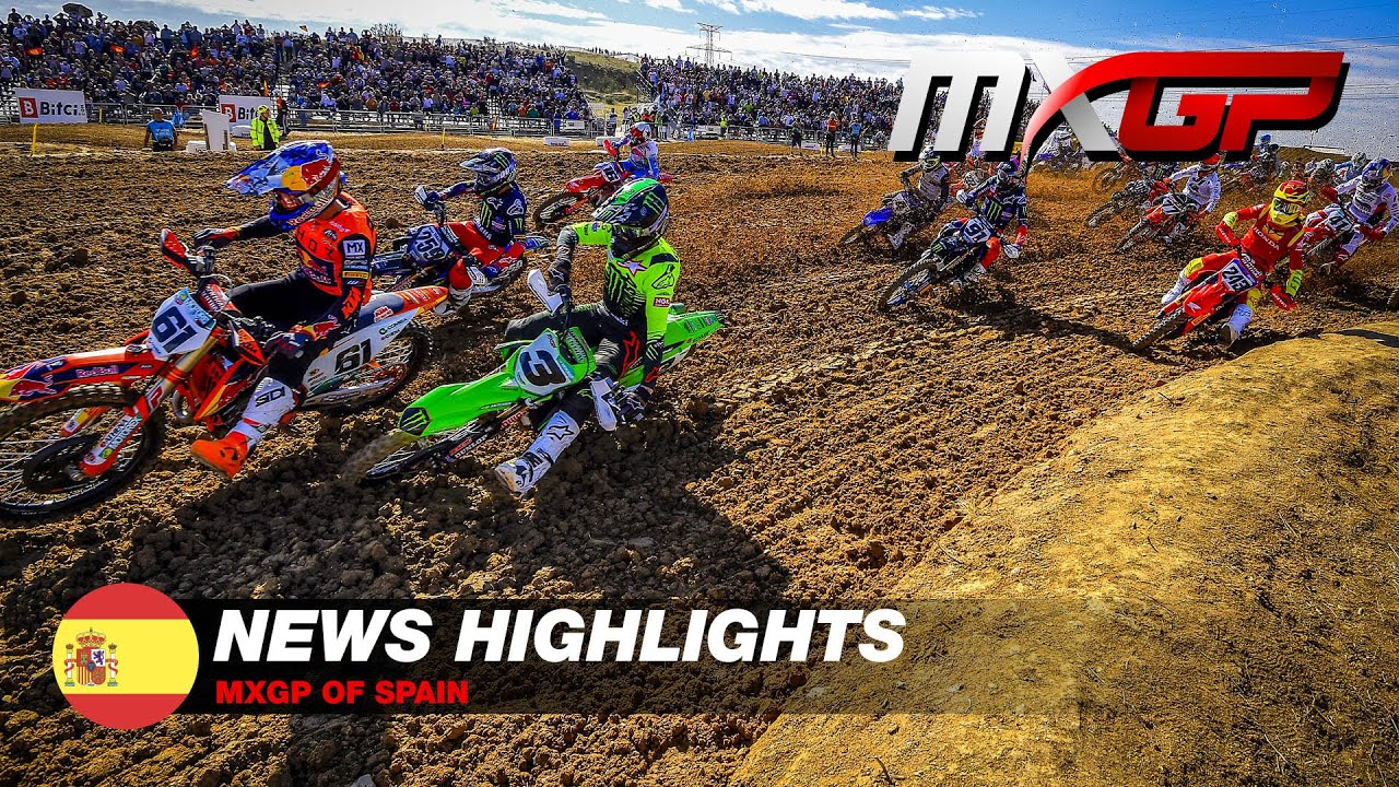 Download NEWS HIGHLIGHTS | MXGP of Spain 2021