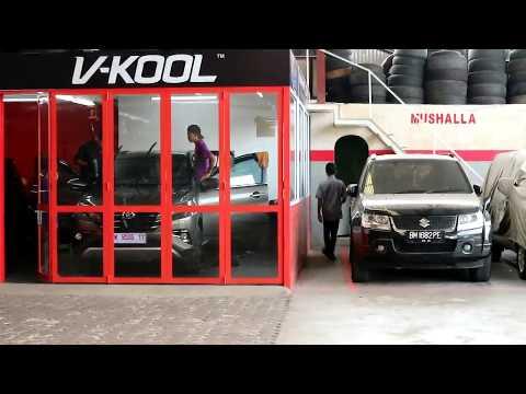 Rush vlog # 5 : Pasang kaca Film Solar Guard Premium, info Camera 360 Terios