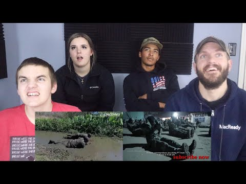 Indian Army Commando Training And Ghorakha Training REACTION!