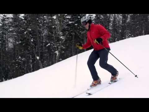 Telemark Skiing Methods